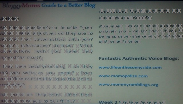 ebook Bloggy Moms Guide To A Better Blog