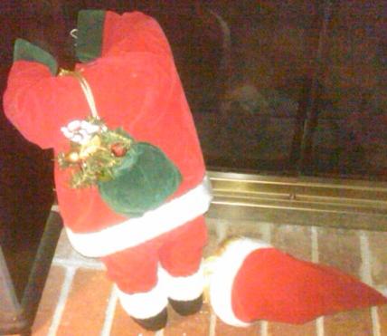 Santa headless