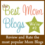 Best Moms Blog banner #2