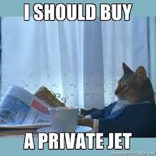 Bob Private Jet
