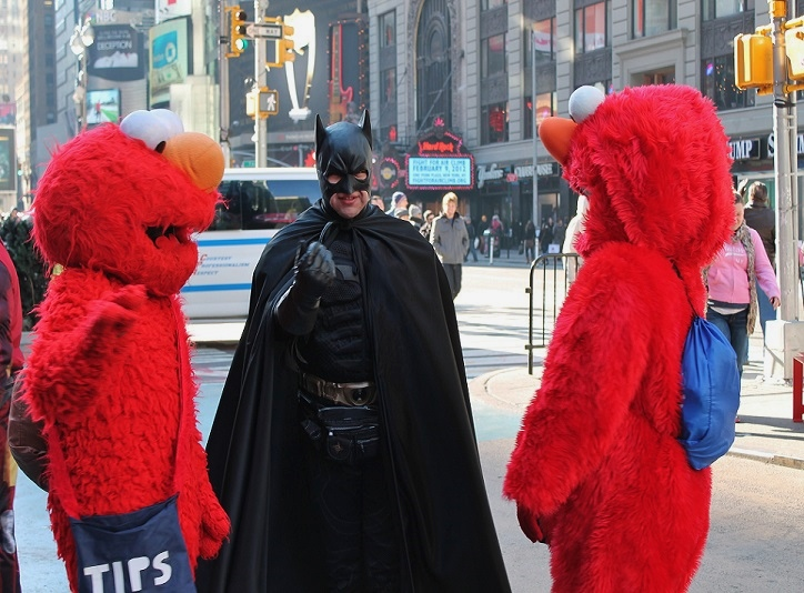 NYC Part 4 Elmo Turf War