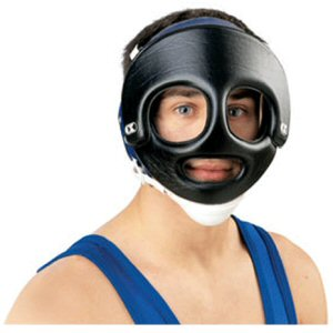 Wrestling nose guard 2