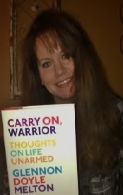 Carry On Warrior Book signed copy giveaway