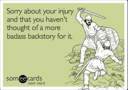 Injury ecard